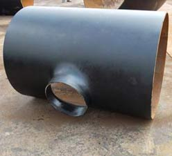 ASTM A234 WPB Carbon Steel schedule 40 pipe tee