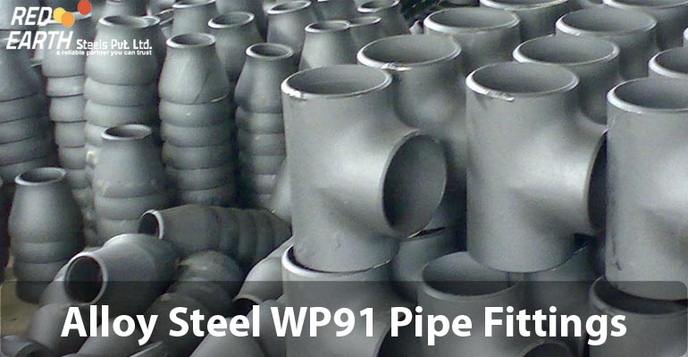 Alloy Steel WP91 Pipe Fittings