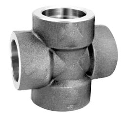ANSI B16.11 Forged Socket Weld Cross