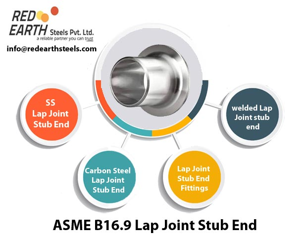 ASME B 16.9 Buttweld Lap Joint Stub End