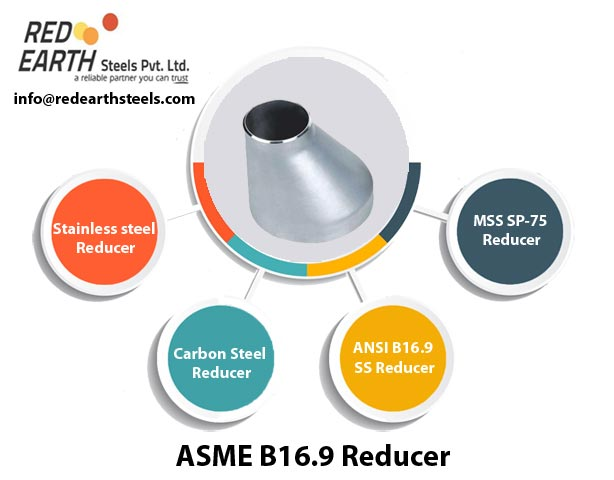 ASME B 16.9 Buttweld Reducers