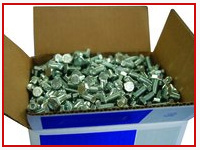 ASTM A307 / A563 Square Head Bolts  packaging