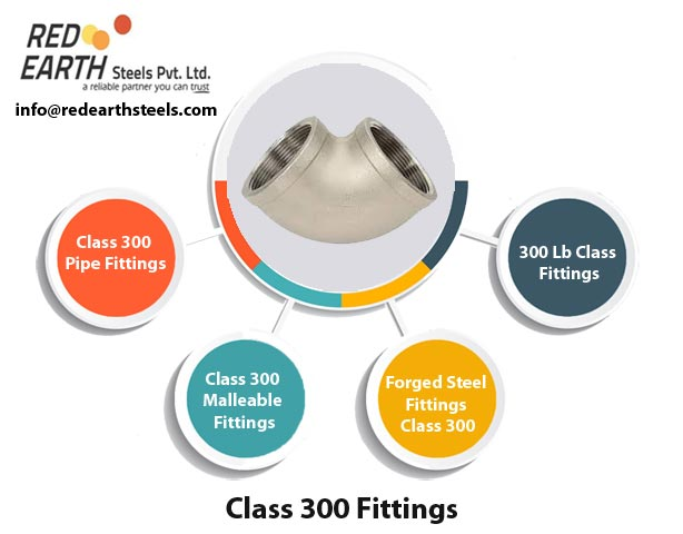 Class 300 Fittings