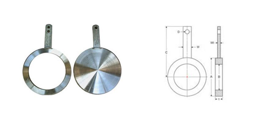 Ring Spacer Flange Dimensions