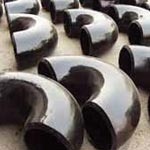 Seamless 180° Pipe Elbow Sch 80