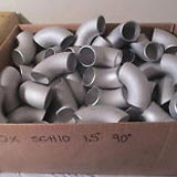 A403 Gr WP304 90 Deg Short Radius Pipe Elbow