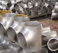 Stainless Steel Grade 316H Buttweld Pipe Fittings