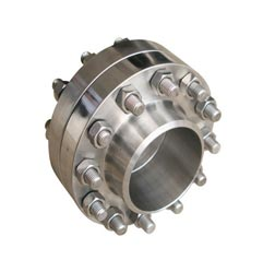 Stainless Steel  Opening Flanges manufacturer India