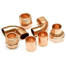 Threaded Copper Fittings