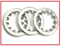 ASTM F436 Internal Tooth Lock Washers